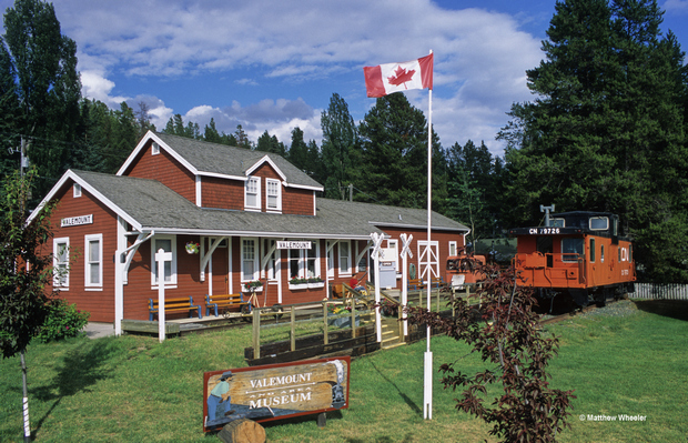 Welcome to the Valemount Museum